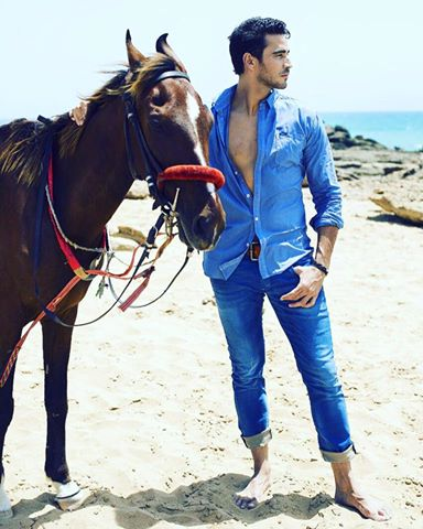 Ayesha Omer & Sikander Rizvi Hottest Photoshoot for Pepe Jeans Pakistan