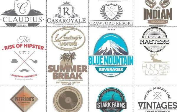 Pack design para logo Download Grátis