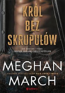 Król bez skrupułów - Meghan March