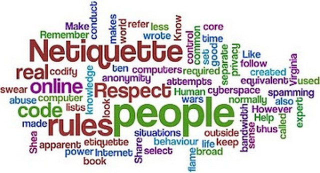 """Netiquette"", Etika dalam Berinternet di Dunia Digital"