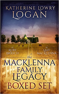 The MacKlenna Family Legacy (Boxed Set Collection) Kindle