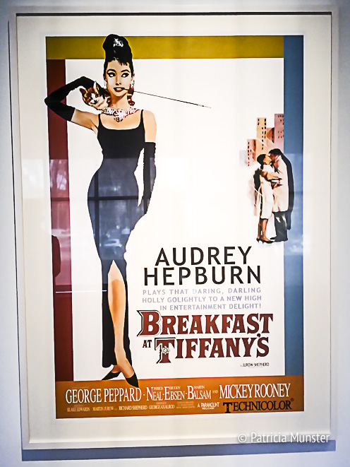 Breakfast at Tiffany's - Audrey Hepburn - film poster