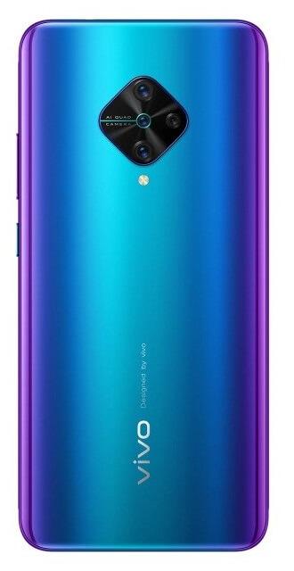Vivo Y9s Nebula Blue