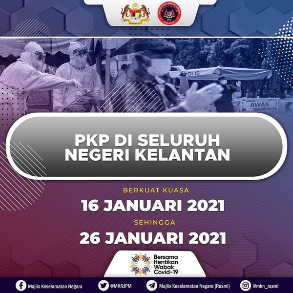 PKP 2.0 Kelantan