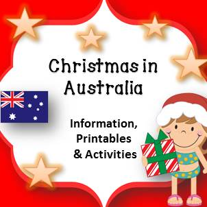 https://www.teacherspayteachers.com/Product/Christmas-in-Australia-Activities-and-Printables-1572779