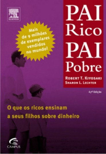 Pai Rico Pai Pobre – Robert Kiyosaki Download Grátis