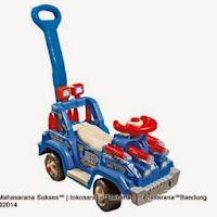 Ride-on Car Royal RY208S Street Fighter Jeep