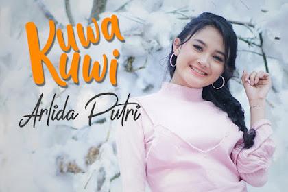 Lirik Lagu Arlida Putri - Kuwa Kuwi