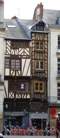 Nantes, Plateu Ste-Croix.