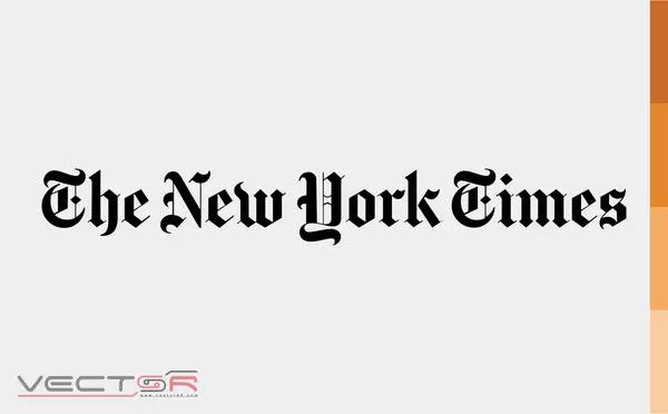 The New York Times (1857) Logo - Download Vector File AI (Adobe Illustrator)