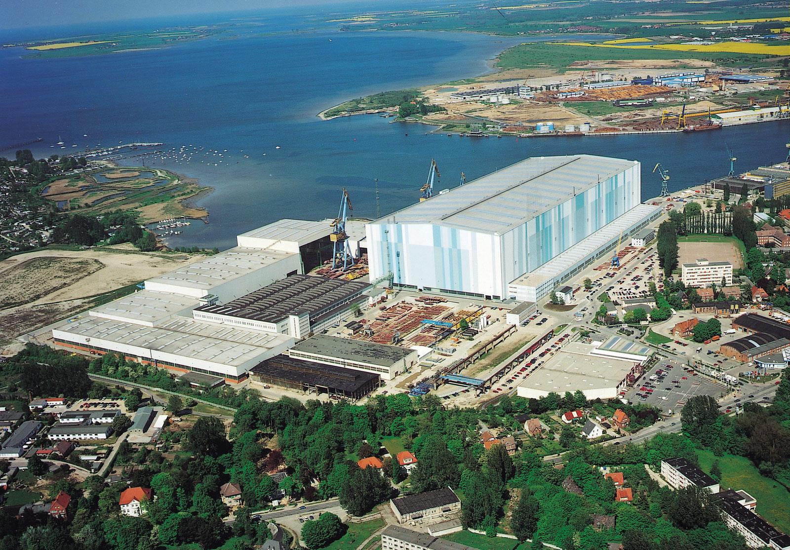 Nordic Yards Warnemünde