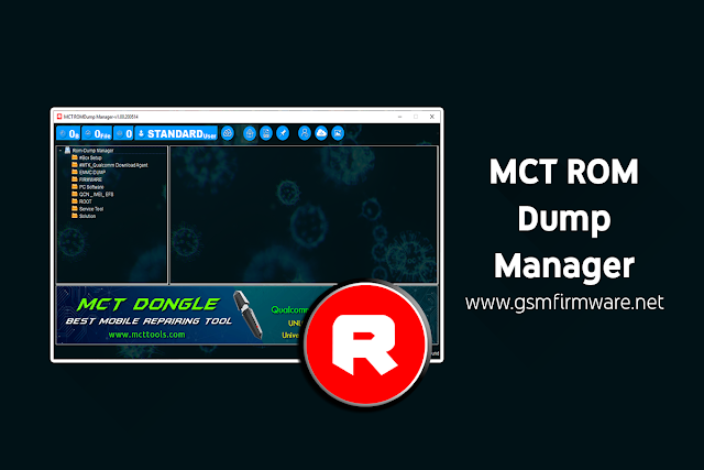 MCT ROM Dump Manager v1.00.200514