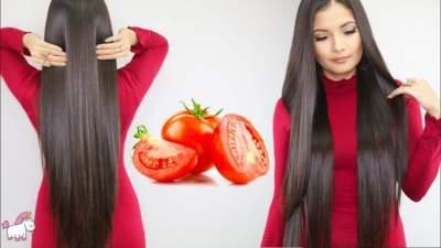 الطماطم للشعر, فوائد الطماطم للشعر, العناية بالشعر, طرق العناية بالشعر