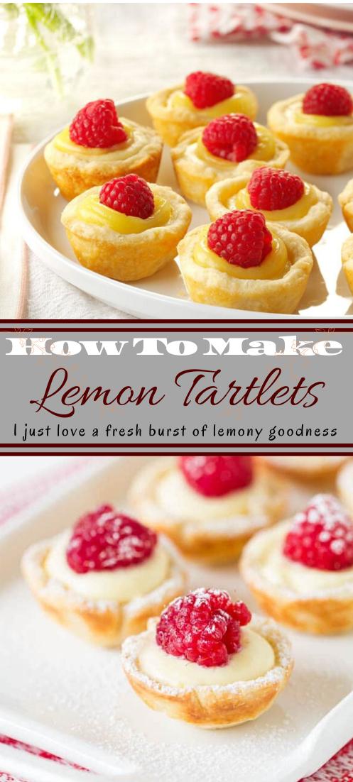 Lemon Tartlets #healthyfood #dietketo #breakfast #food