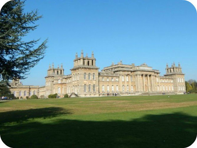 Blenheim Palace - A Palace for All Seasons from Oxfordshire Bloggers
