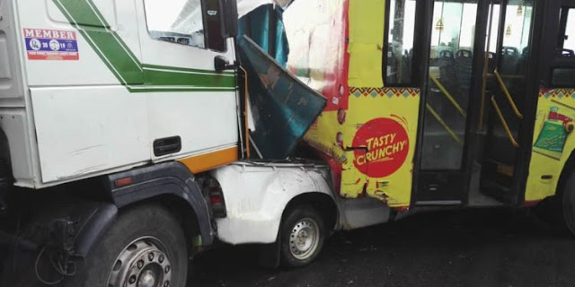 One killed, another injured in Lagos crash