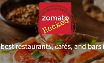 zomato website hacked and hacker asks bu bounty program