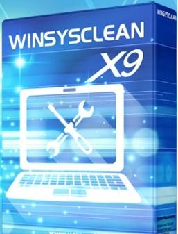 تحميل برنامج تنظيف الكمبيوتر واصلاح الاخطاء WinSysClean X9