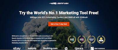 Try the World's No.1 Marketing Tool Free! Useful Worldwide