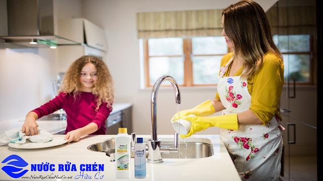 Nước rửa chén Amway - Nước rửa chén hữu cơ tốt nhất