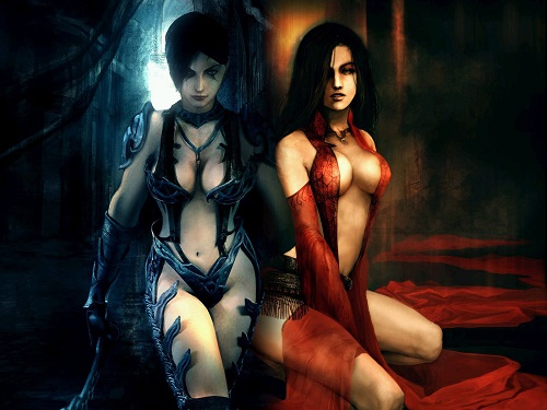 Top 10 Epic Video Game Romances That Will Level Up Your Heart, 4. Prince Of Persia ( Elika and The Prince ).
