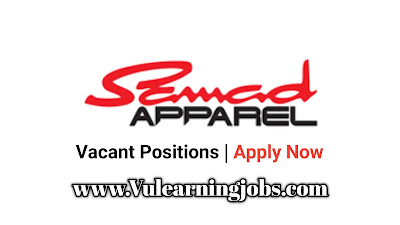 Samad Apparel Jobs 2020