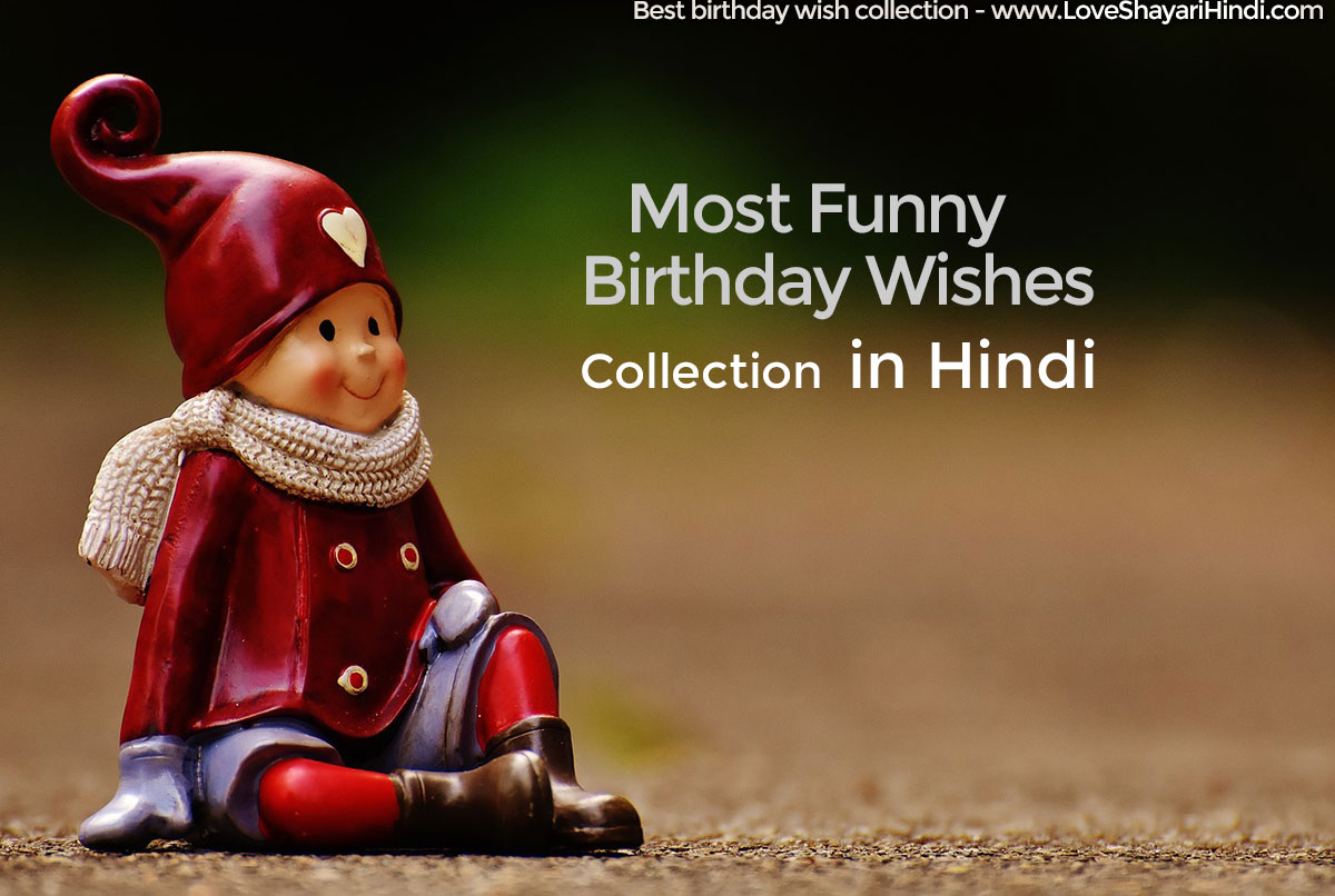 Top 15 Funny Happy Birthday Wishes In Hindi Love Shayari In Hindi