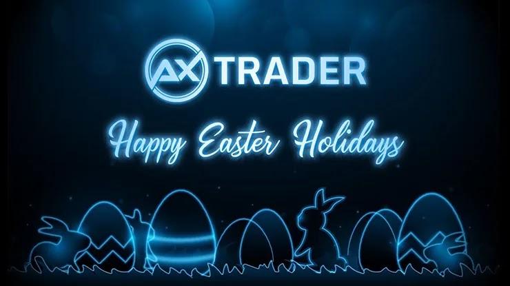 Поздравление от Ax Trader
