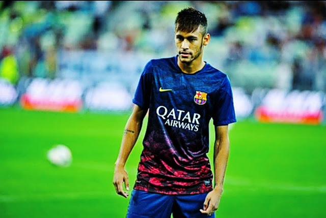 Neymar news.