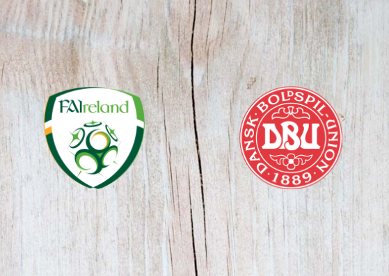 Ireland vs Denmark Full Match &  Highlights 13 October 2018