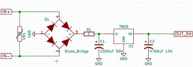 power raspberry pi 3 from gpio