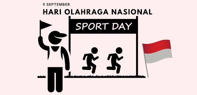Sejarah Hari Olahraga Nasional 9 September