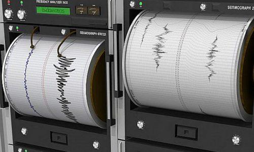 Νέα σεισμική δόνηση μεγέθους 3,4 βαθμών της Κλίμακας Ρίχτερ σημειώθηκε στη Θεσπρωτία.