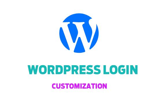 WordPress Login Password