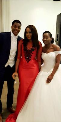 "Photos: Comedian Tolu Ogunefum ""Tboy"" weds Yemisi"