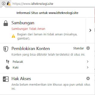https://www.idteknologi.site/2019/06/cara-sederhana-mengatasi-sambungan-tidak-aman.html