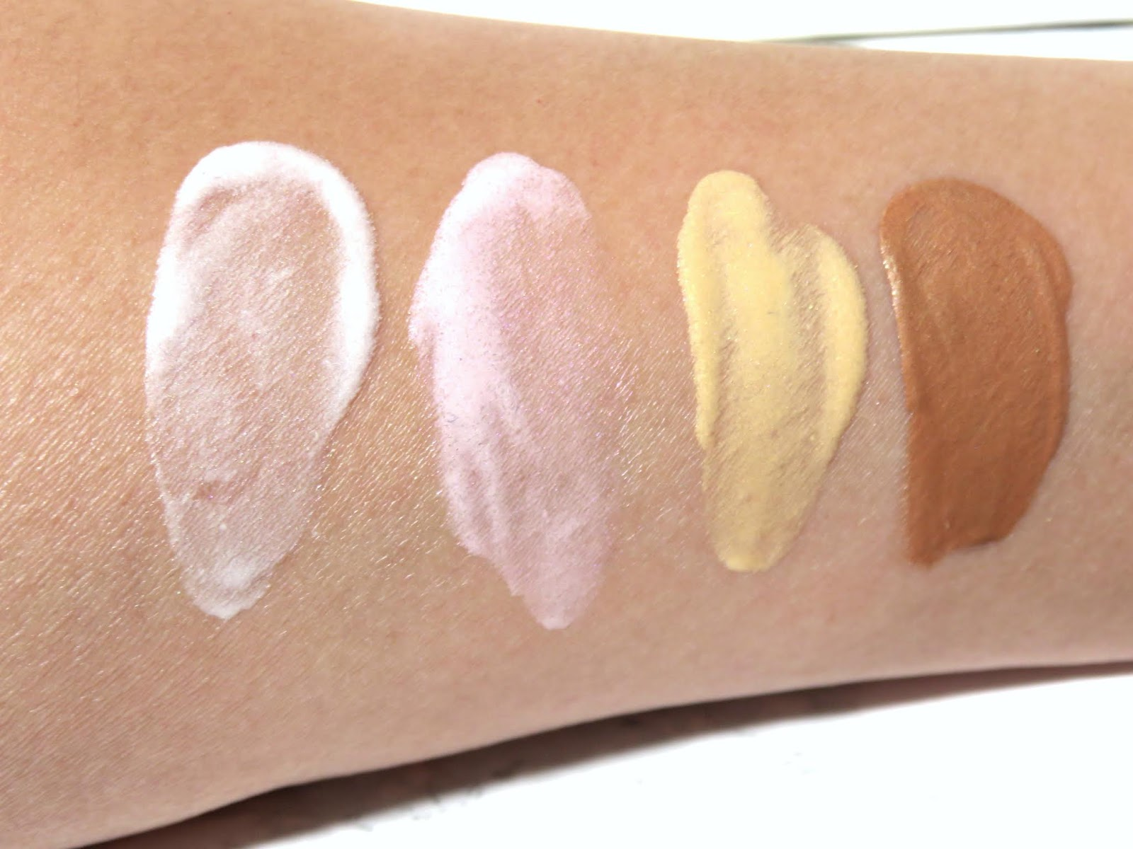 By Terry Cellularose Brightening CC Serum Swatches
