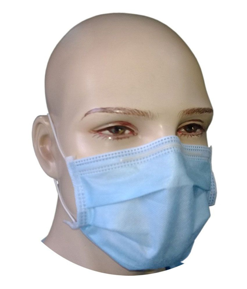 Disposable Air and Dust Filter Face Mask Pictures