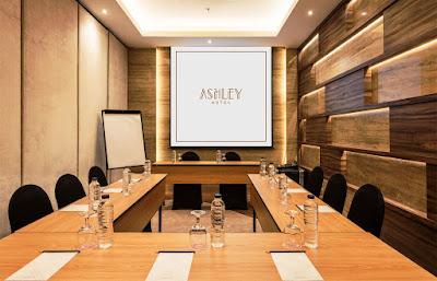 Ashley Hotel memiliki meeting room
