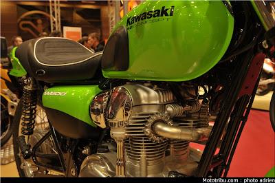 Racing Cafè: Kawasaki W800 Gentlemen by S2 Concept