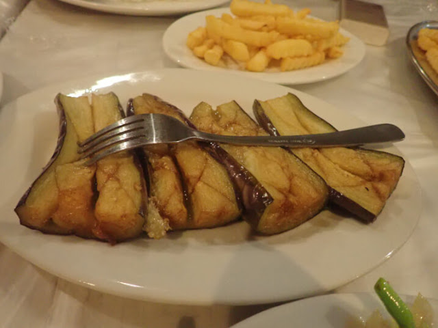 terong bakar monster seafood