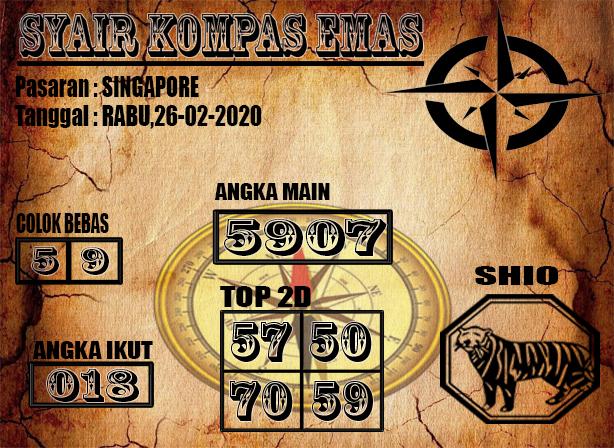 SYAIR SINGAPORE 25-02-2020