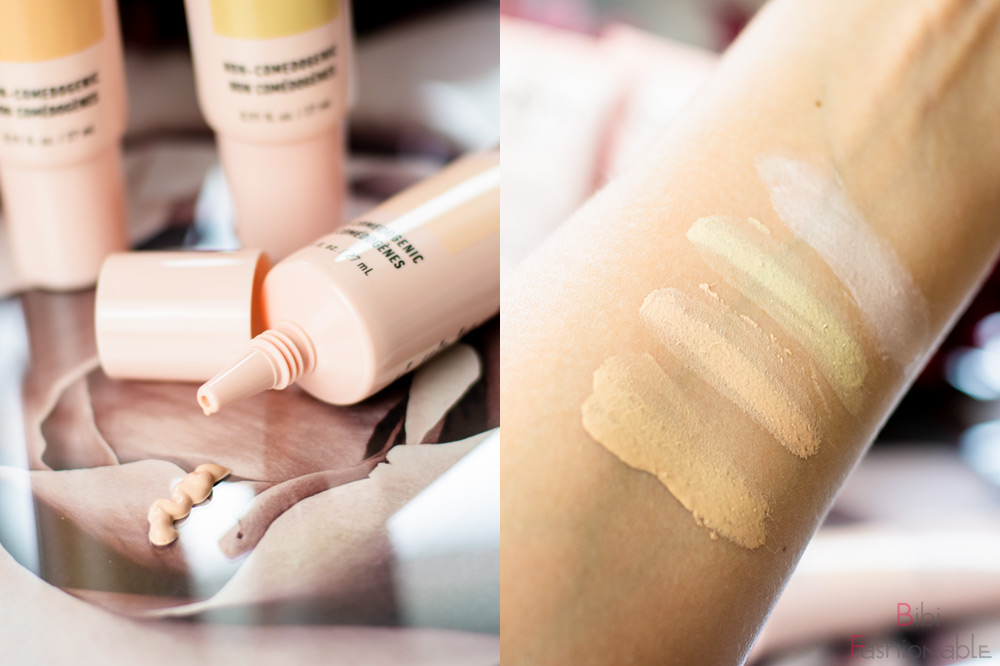 NYX Professional MakeUp Bare with Me Tinted Skin Veil inkl Swatches