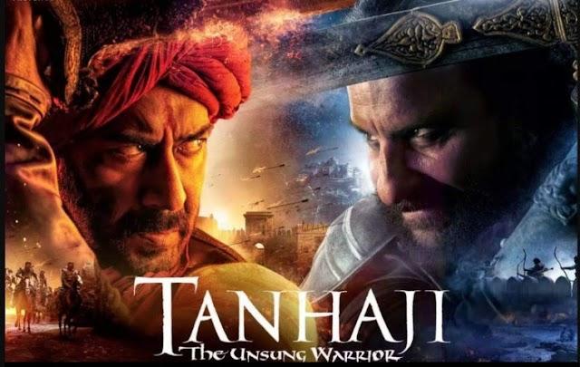 Tanhaji-The Unsung Warrior