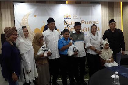 Buka bersama Kadin, Komitmen Support Pemerintah Kota Semarang