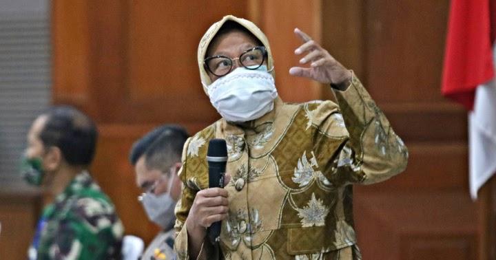 Risma Sebut Surabaya Zona Hijau, Ahli Epidemiologi: Yang