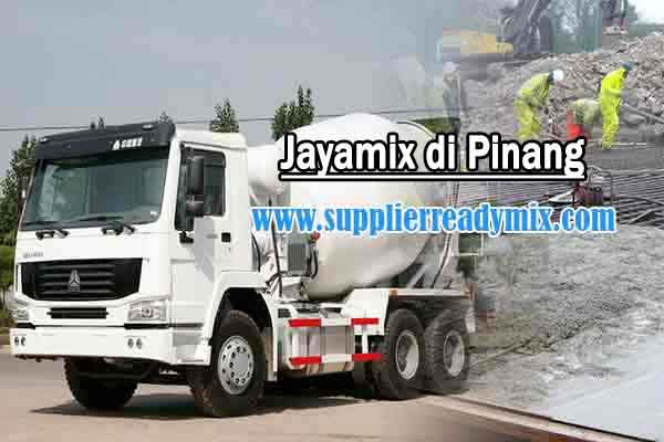 Harga Cor Beton Jayamix Pinang Per M3 2020