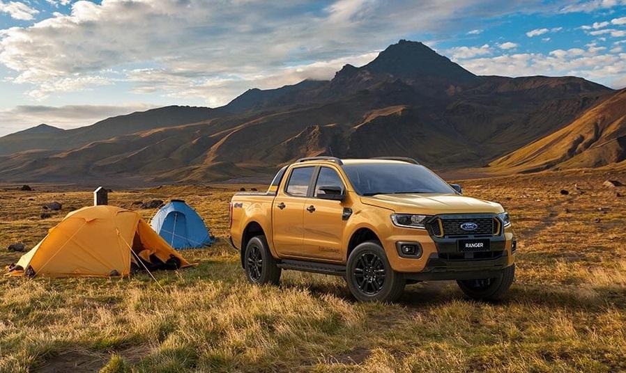 Ford Everest và Ranger đạt doanh số tháng kỷ lục