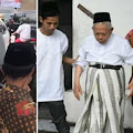 Mobil Maruf Amin Kehabisan Bensin, Benny Harman: Selamat Datang di Negeri Ci Luk Ba