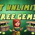 Cara Cepat Mendapatkan 1200 Gems Clash of Clans Gratis